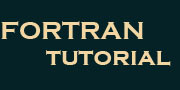 FORTRAN tutorial logo